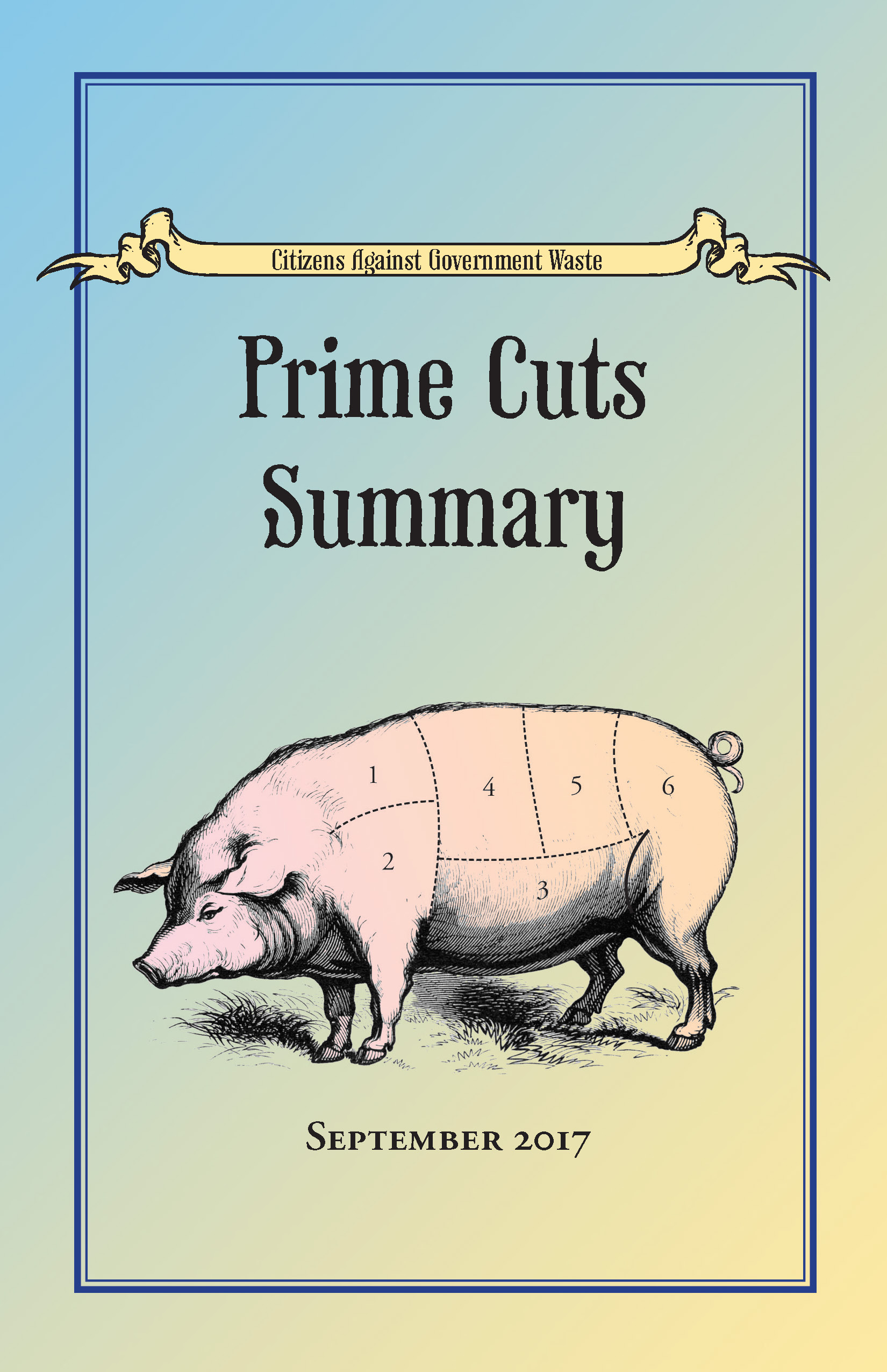 Prime Cuts from 2017 |  The U. S. Government