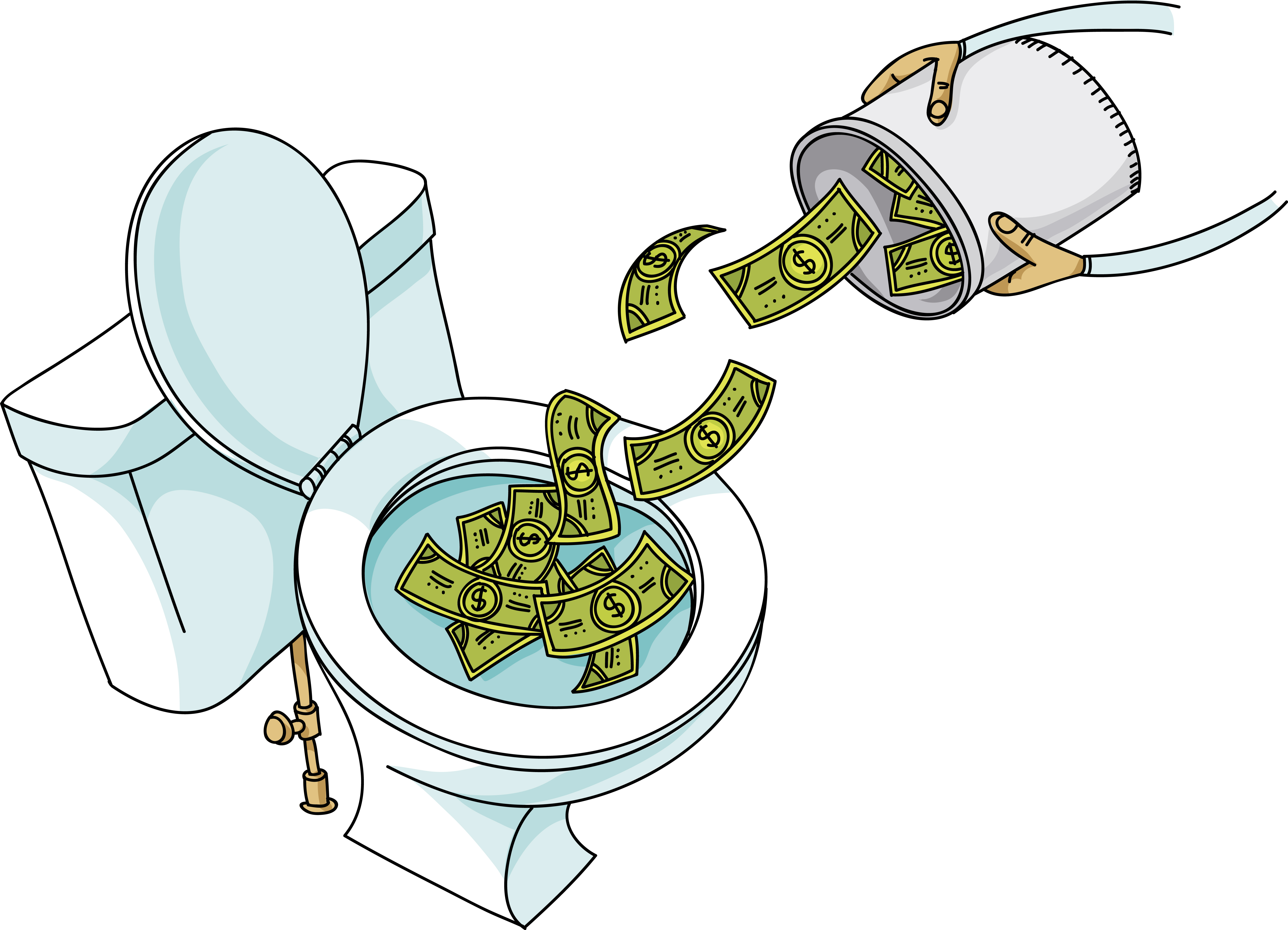 HHS OIG Admits: We're Just Flushing Money Down the Drain ...